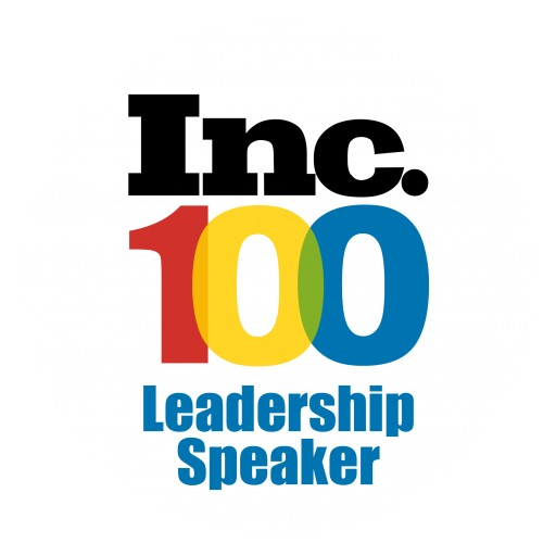 Dave Sanderson Named to Top Leadership Speakers List by Inc.com