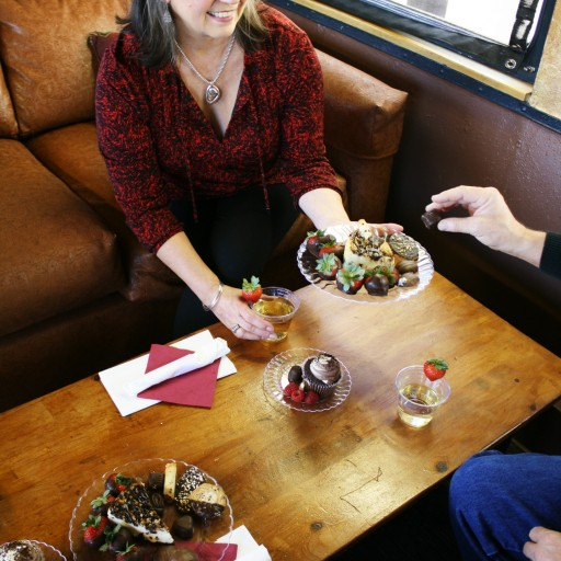 Celebrate a Valentine State of Mind With Chocolate at Verde Canyon Railroad