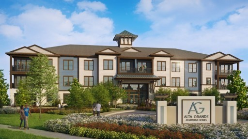 Wood Partners Opens New Luxury Apartment Community in Orlando