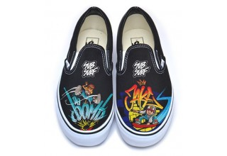 SUBSURF® VANS collection