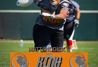 Matt 'King' Riddick II, Pennsylvania Immortalz, A7FL