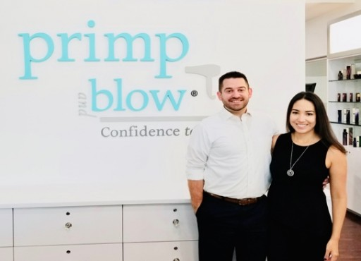 Primp and Blow the Heights is Now Open in Houston TX