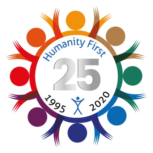 Humanity First Celebrates 25 Years in 'The Service to Mankind' With Its LIVE 2020 Global Webithon