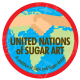 United Nations of Sugar Art