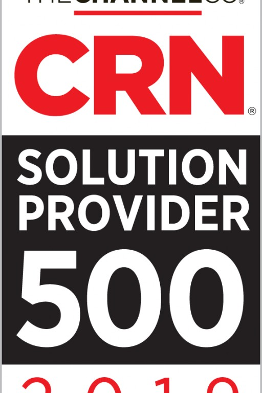 cStor Recognized on CRN's 2019 Solution Provider 500 List