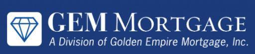 Golden Empire Mortgage, Inc. (GEM) Announces Retirement of Rick L. Roper; Elevates Joe Ewens to President