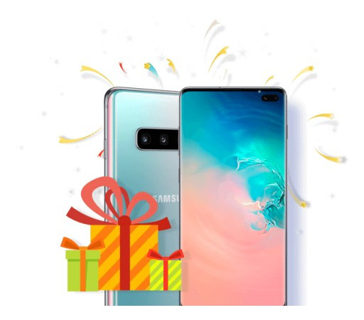 dr.fone S10 Giveaway 2019 Contest: Vote and Win a Brand New Samsung Galaxy S10