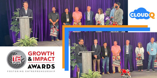 TiE Atlanta Names CloudQ a Winner of the 2021 Growth & Impact Award