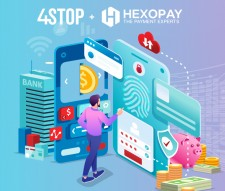 4Stop Partners With HexoPay