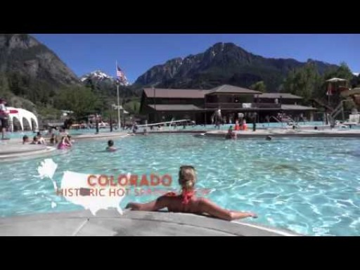 CO Historic Hot Springs Loop 2018 30 sec