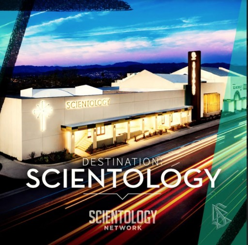 Studios Set the Backdrop for 'Destination Scientology' in the San Fernando Valley