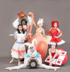 """Axelrod Contemporary Ballet Company Offers """"Summer in Wonderland"""" Intensive"""