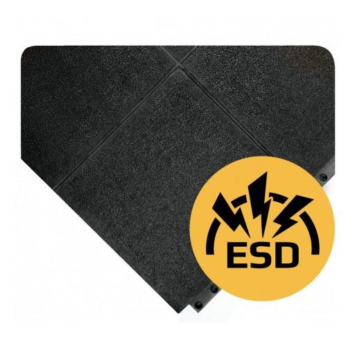 Wearwell® Introduces: 24/ Seven ESD 'LockSafe' Flooring