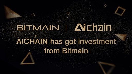 AICHAIN and Bitmain Join Forces to Accelerate the Arrival of AI and Blockchain World