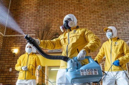 South African Scientology Volunteer Ministers Contribute 200,000 Hours to Help Stop the Coronavirus