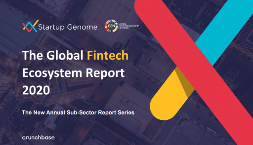 Startup Genome Launching the Global Fintech Ecosystem Report 2020
