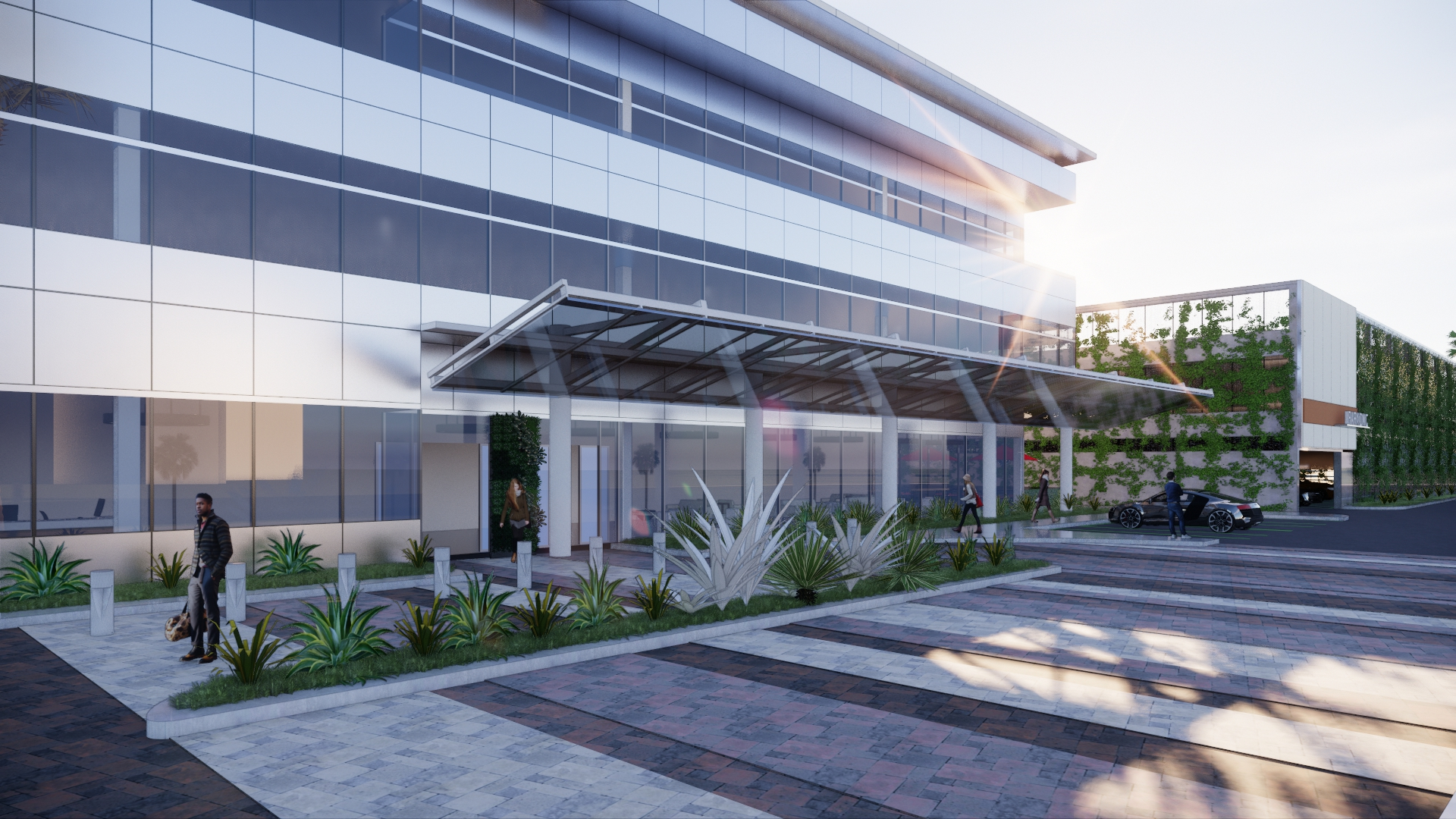 AVRP Skyport Launches Orange County Office | Newswire