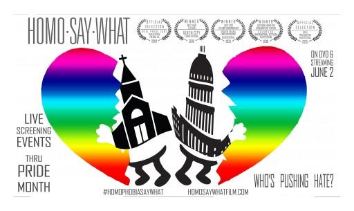 Documentary Explores Origins of Homophobia
