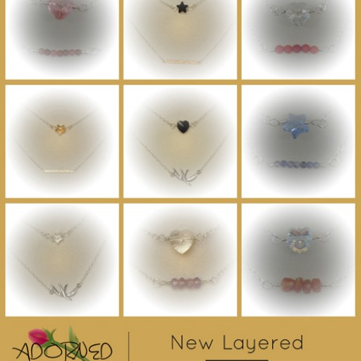 Adorned by Liz is Extremely Pleased to Announce Their Upcoming Layered Collection