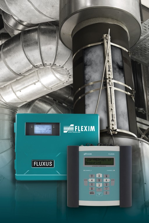 FLEXIM Announced Winner of the 2020 Flow Control Innovation Awards