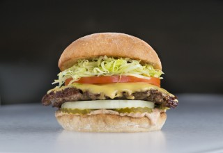 The Lounge Burger