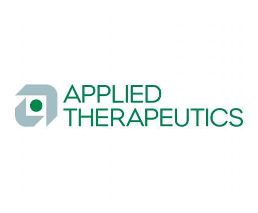 Applied Therapeutics to Present New Data on Novel Investigational Treatment for Galactosemia at 2018 NORD Summit