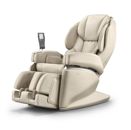 Synca Wellness Launches the Only Made-in-Japan Massage Chair to Feature a Foot Roller in All of North America