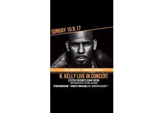 R Kelly Live In Concert