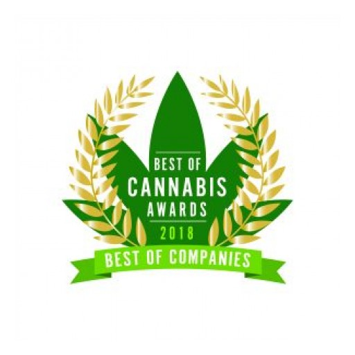 HARDCAR Wins 'Best Cannabis Security Company' in Cashinbis Best of Cannabis Awards 2018