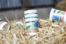 Biodegradable Branded Coffee Cups