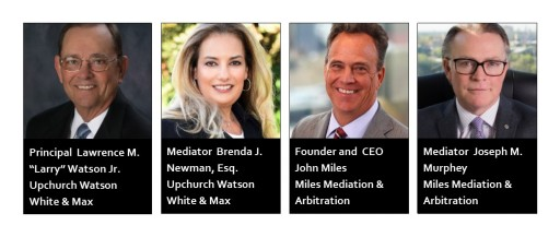 Powerhouse Southeastern Mediation Firms Join Forces to Present Three-Part Continuing Legal Education Series