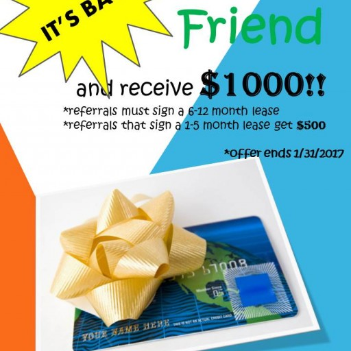TENTEN Wilshire: Refer a Friend and Kick Off the New Year in Style!
