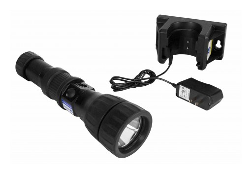 Larson Electronics Releases Explosion-Proof, UV, LED Flashlight, 9W, 365nm UV/200lm White, CID1