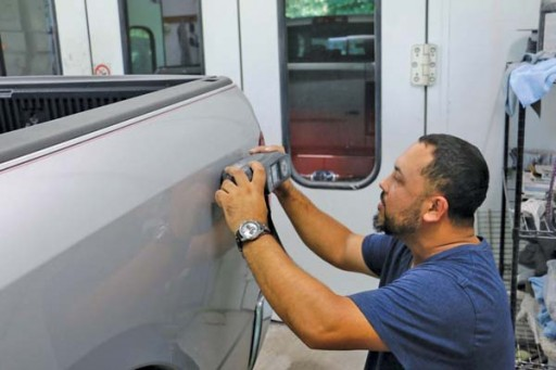 Autobody News: Father and Son Shop Operators Agree That Lusid Technologies is a Triple Win
