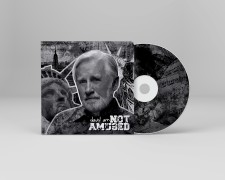 """""""Not Amused"""" CD Cover"""