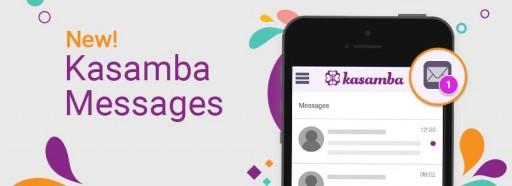 Kasamba Launches a New Feature, Kasamba Messages