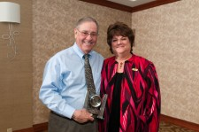 Michael R. Cohen of the ISMP with PULSE of NY President Ilene Corina