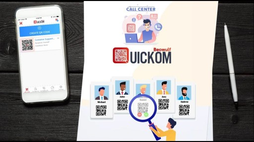 How to set up QUICKOM Call Center on your phone