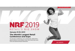 KMA at NRF Big Show in New York Jan. 13-16, 2019