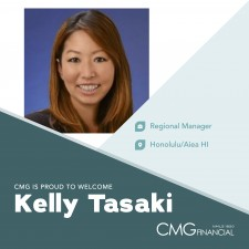 Kelly Tasaki, Regional Manager-Hawaii, CMG Financial