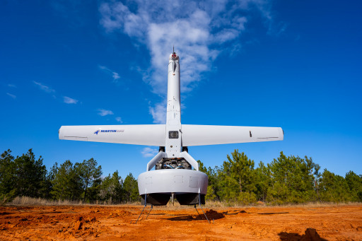 Martin UAV Unveils the V-BAT 128, Newly Upgraded V-BAT Model