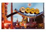 Famous Reno Arch, 1970s - Reno, NV
