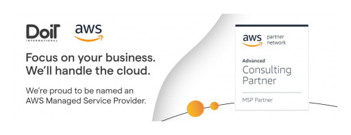 DoiT International Achieves AWS Managed Service Provider Designation