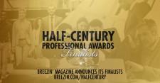 Breezin' Magazine's 2019 Half-Century Award Finalists
