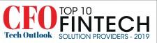 CFO Top 10 FinTech Solution Providers 2019