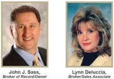 John Sass and Lynn Deluccia