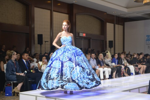 "Couture Fashion Week Spring/Summer 2017 Introduces ""Glamour Rush"" By Andres Aquino"