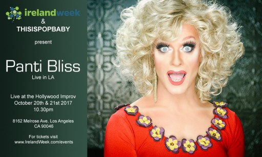 IrelandWeek's Panti Bliss: Live in LA
