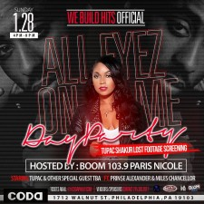 All Eyez On Me - Day Party