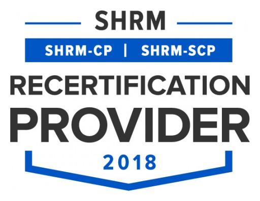 Recruiter.com Certification Program Now Counts Toward SHRM Recertification